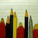 4 Tips for more effective note-taking - photo copyright 2012 Rick Sherrell
