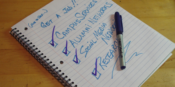 4 strategies to keep college grads off the unemployment rolls - photo copyright 2012 Rick Sherrell