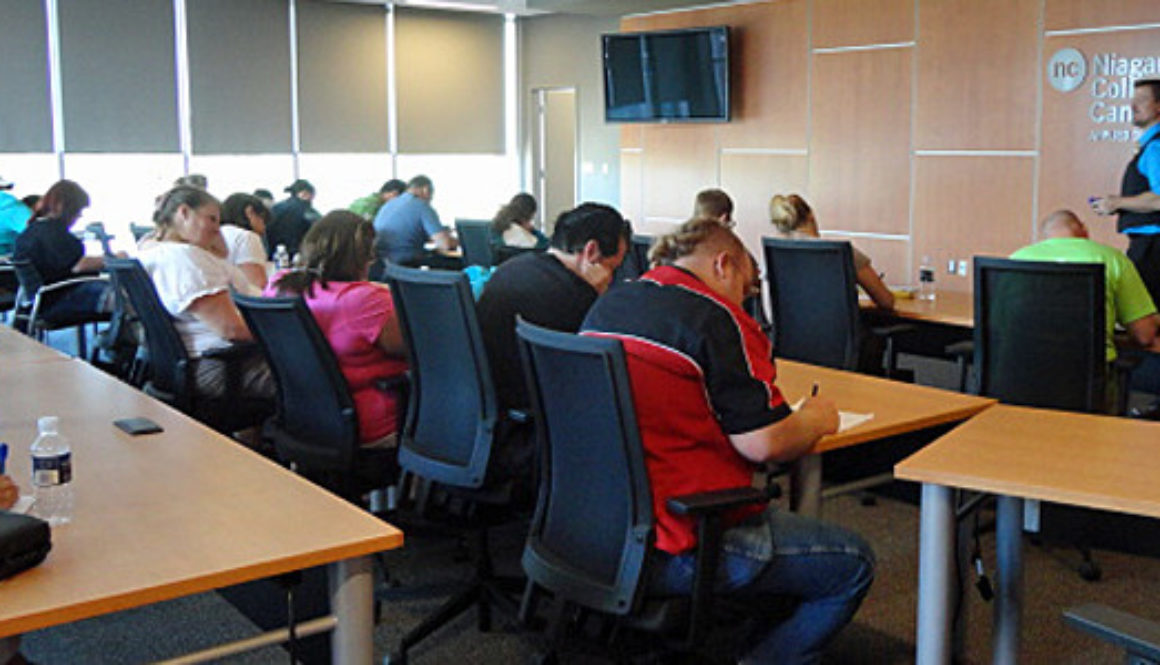Dave Farrow - Niagara Community College Memory Trtaining