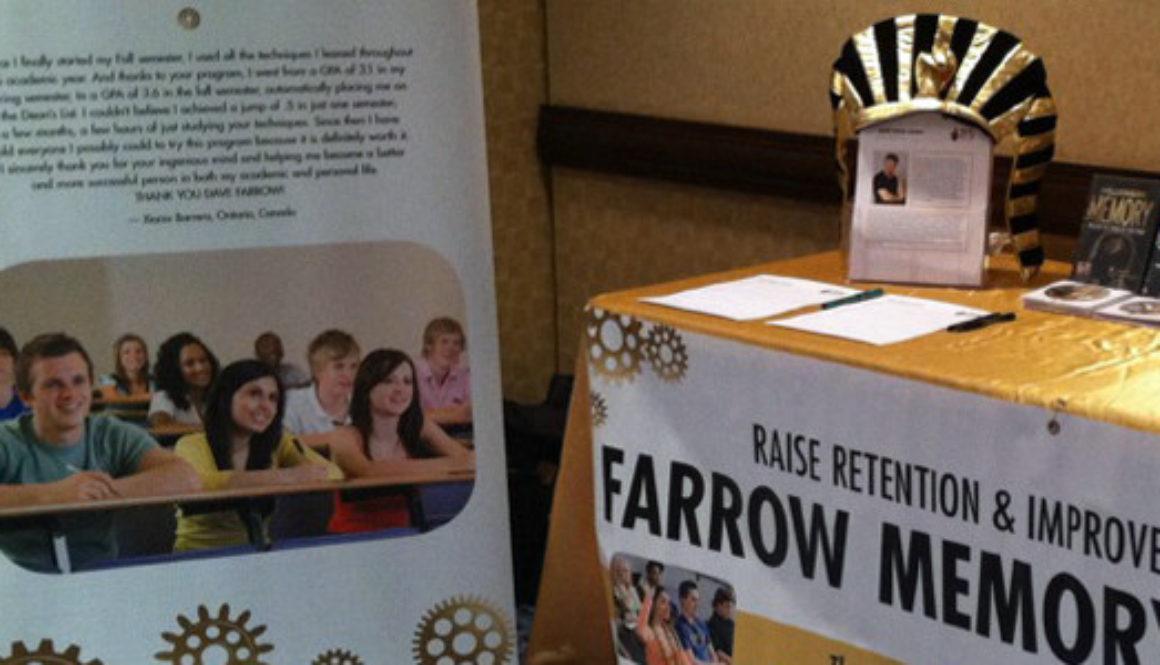 Dave Farrow - Prevent tunnel vision