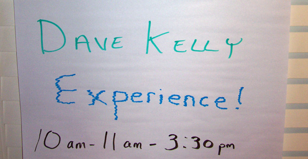 Dave Kelly - The Experience