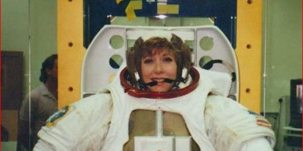 Dayna Steele Astronaut