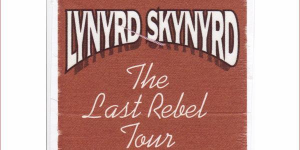 Dayna Steele Lynyrd Skynyrd Backstage Pass