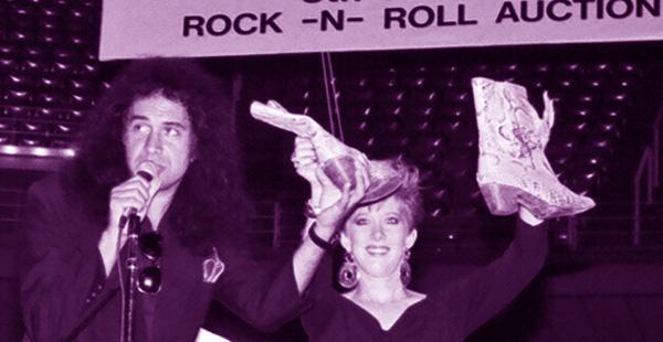 Dayna Steele - Party Like a Rock Star