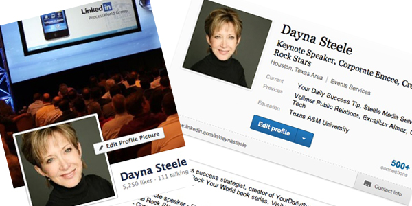 Dayna Steele - Success Speaker - Start these things now for your future success!