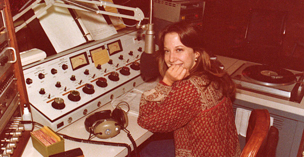 Dayna Steele - My first radio job!