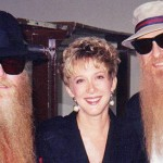 Dayna Steele and ZZ Top