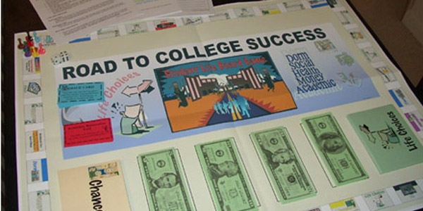 The Road to College Success